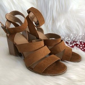 Universal Thread | Brown Sandals